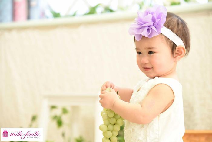 1歳バースデー写真撮影 ☆上尾店☆