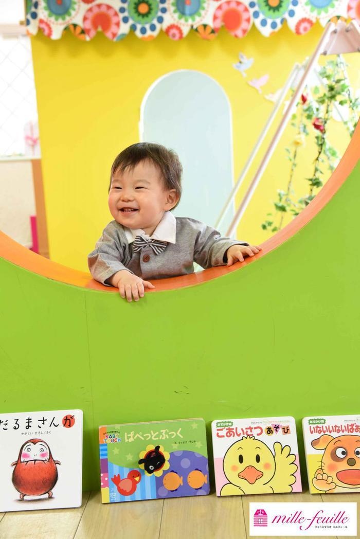 1歳のおたんじょうび撮影 ☆上尾店☆