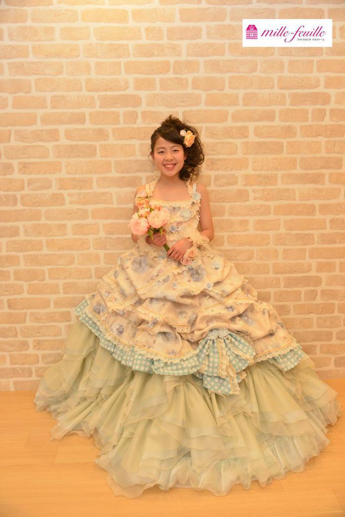 ドレスと着物でハーフ成人式♪ ☆浦和店☆