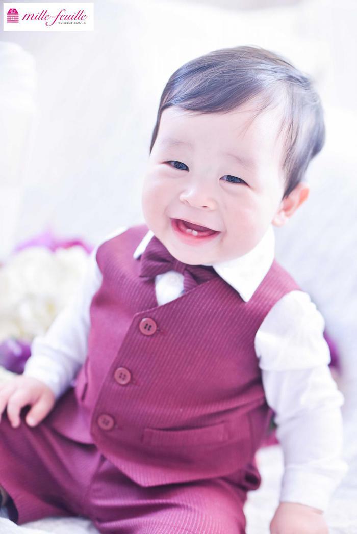 1歳お誕生日撮影 ☆上尾店☆