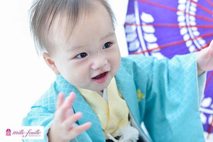 1歳バースデー撮影 ☆浦和店☆