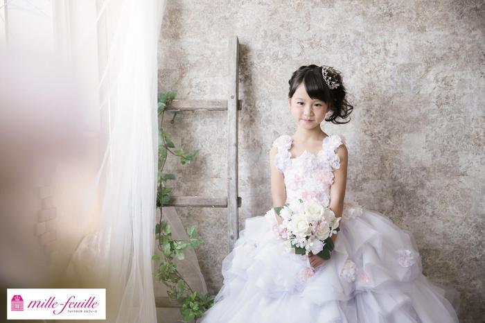 七五三7歳スタジオ撮影☆上尾店☆