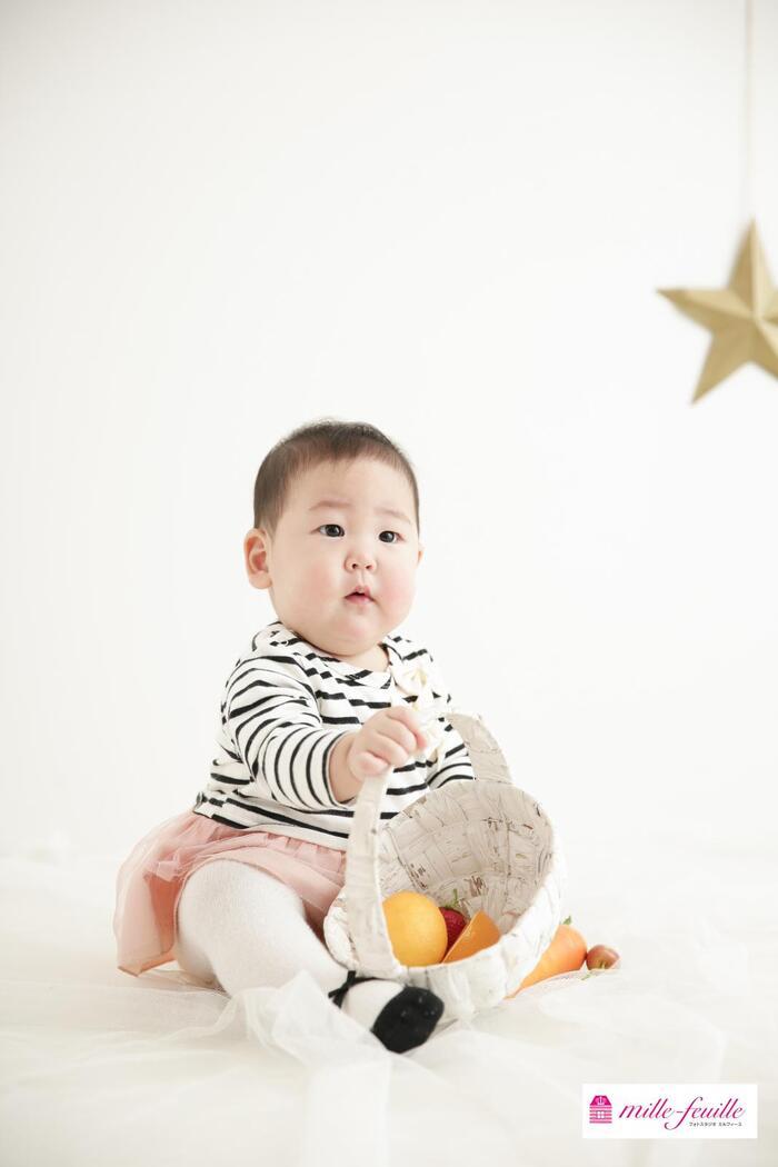 ハーフバースデーフォト☆上尾店☆
