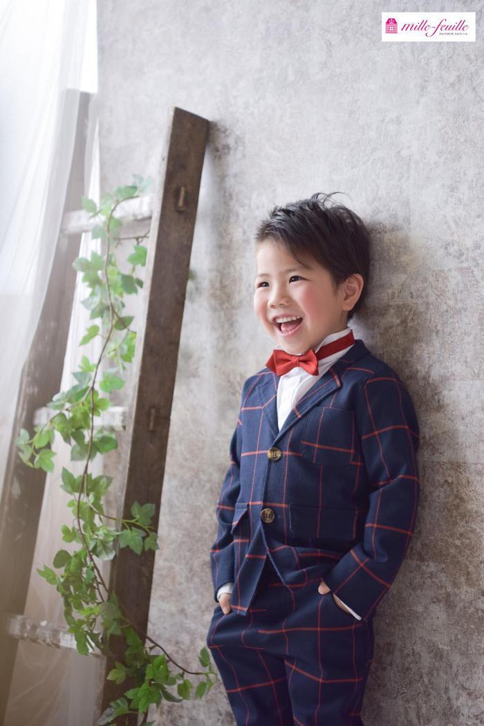 七五三5歳撮影☆上尾店☆