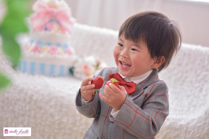 2歳バースデー☆上尾店☆