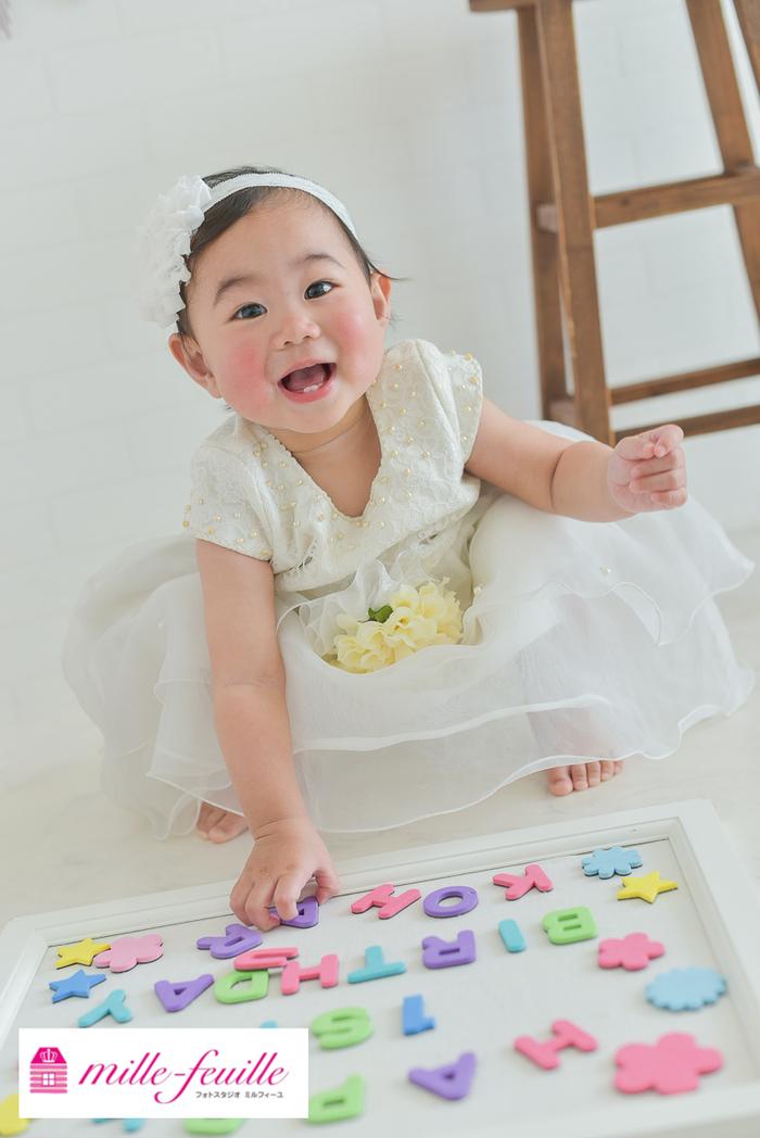 1歳バースデー☆浦和店☆
