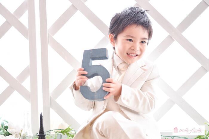 七五三5歳☆上尾店☆
