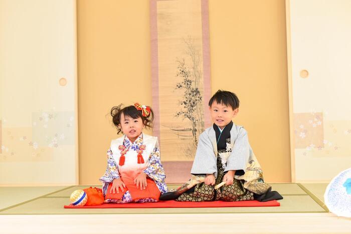 七五三5歳3歳フォト☆川越店☆