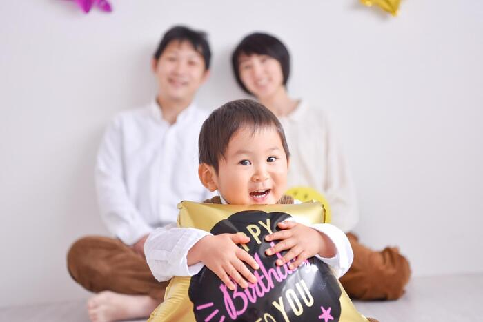 3歳バースデー&七五三  ★☆上尾店★☆彡