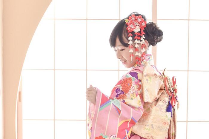 七五三7歳フォト☆川越店☆