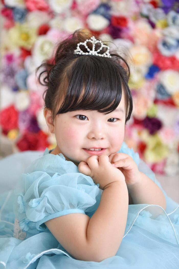 3歳七五三 (ドレス編) ☆上尾店☆彡
