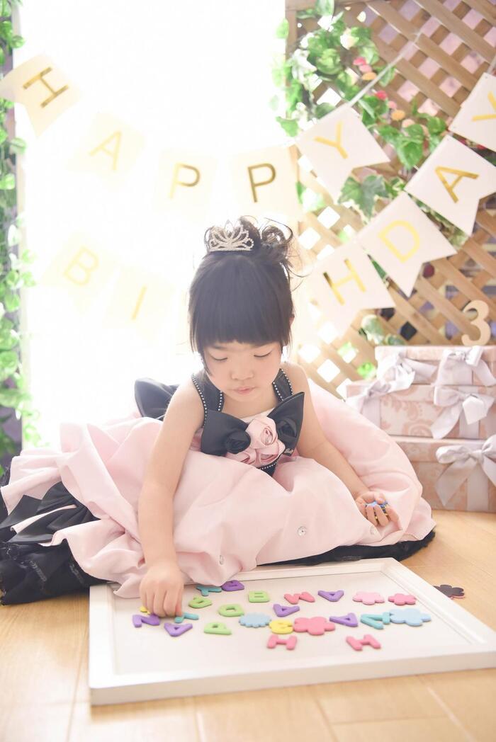 3歳の七五三&バースデーおめでとう! ☆浦和店☆