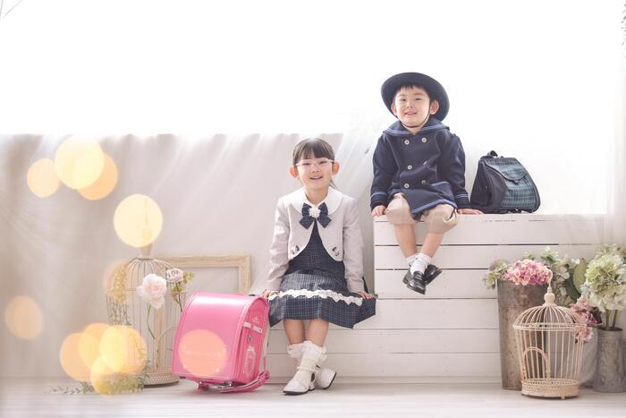 入学&入園ごきょうだい撮影☆上尾店☆彡