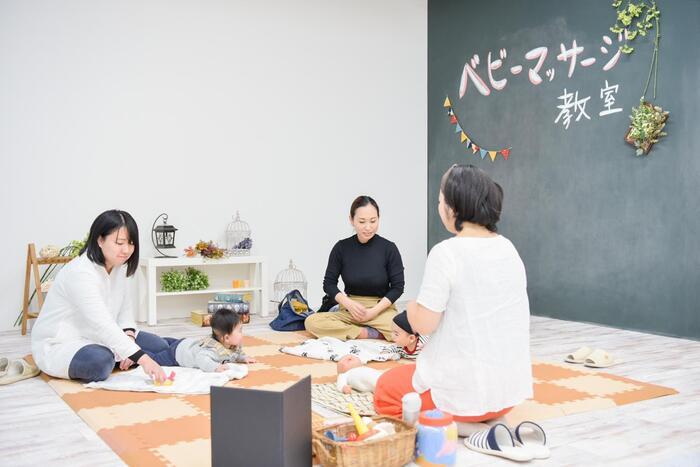 2/22開催!ベビーマッサージ体験教室 ☆川越店☆