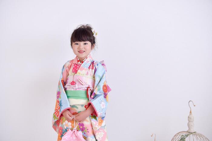 七五三7歳お衣裳紹介☆上尾店☆