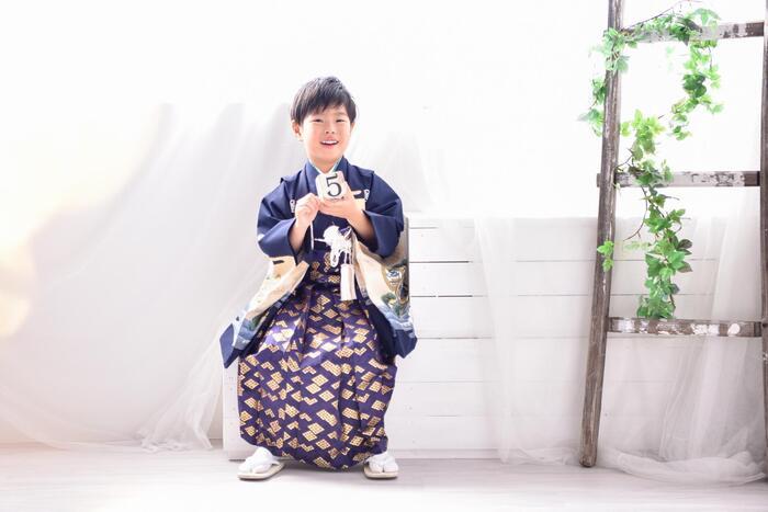 七五三5歳お衣裳紹介/お知らせ☆上尾店☆