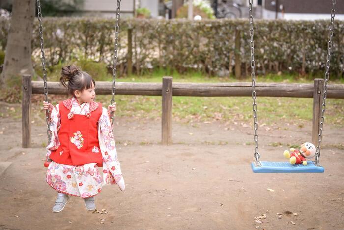 七五三3歳ロケフォト☆上尾店☆