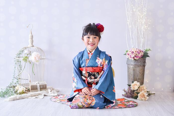 七五三7歳フォト☆上尾店☆