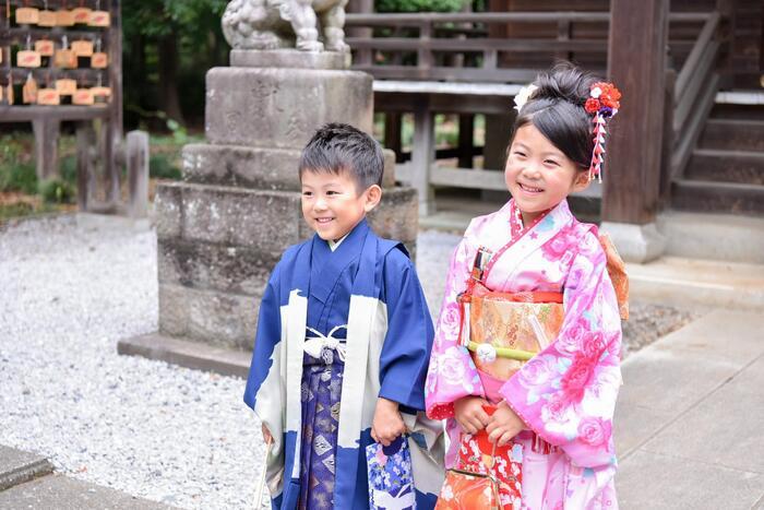 七五三5歳7歳ロケーション&スタジオフォト☆川越店☆