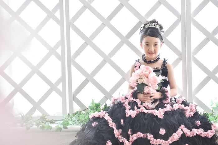 七五三7歳ドレス紹介☆上尾店☆