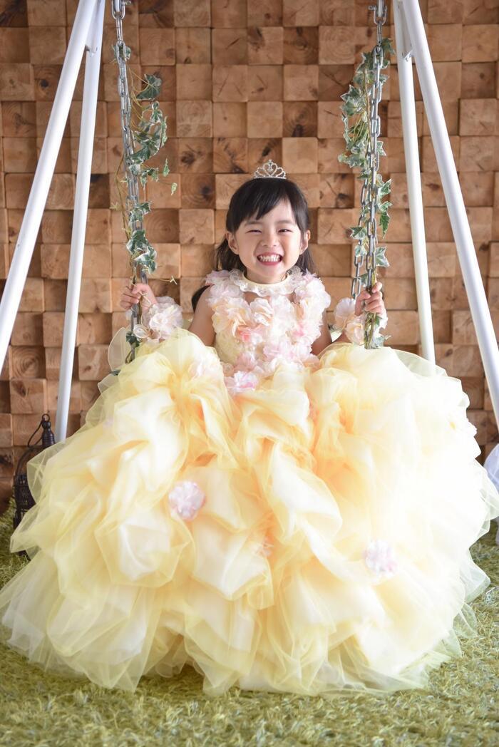 3歳用ドレスの紹介☆浦和店☆