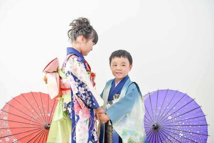 七五三5歳&7歳フォト☆川越店☆
