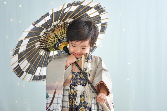 七五三3歳男の子フォト☆浦和店☆