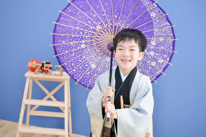 七五三5歳フォト☆川越店☆