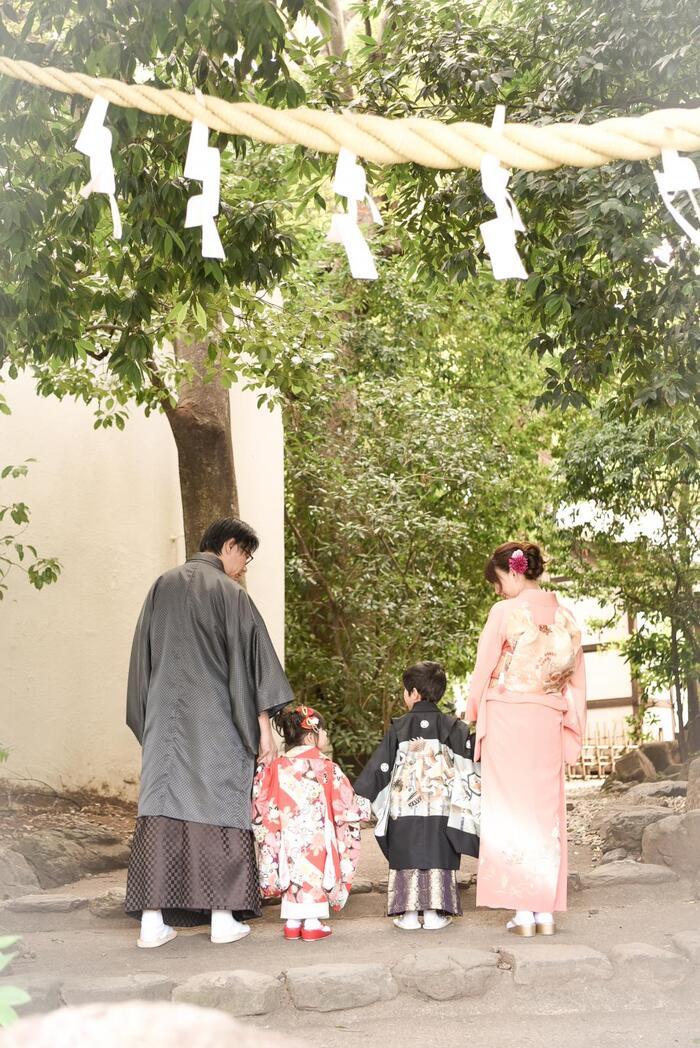 七五三3歳&5歳 川越氷川神社ロケーションフォト☆川越店☆