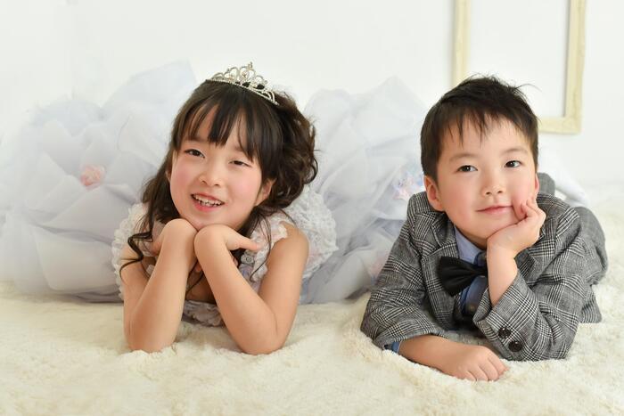 七五三7歳5歳フォト☆上尾店☆