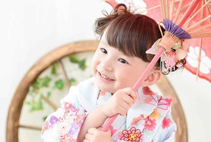 七五三3歳着物のご紹介☆川越店☆