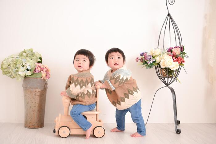 1歳バースデーフォト☆上尾店☆