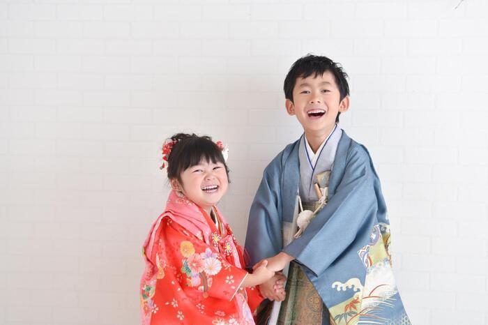 七五三3歳5歳フォト☆浦和店☆彡