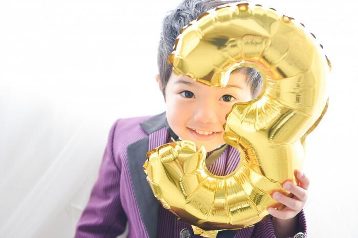 3歳バースデーフォト☆上尾店☆