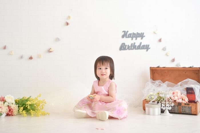 2歳バースデー☆彡浦和店