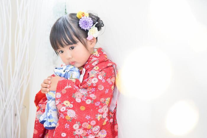 七五三3歳フォト☆川越店☆