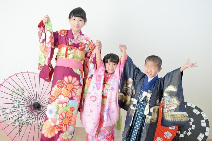 七五三5双子フォト☆川越店☆