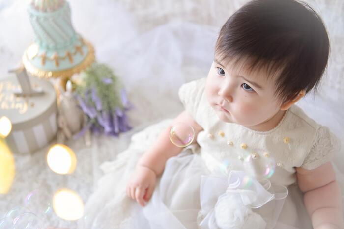 1歳バースデー☆浦和店☆彡