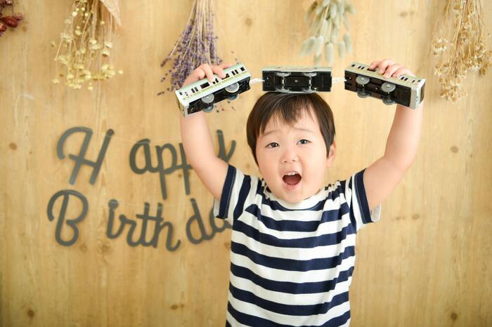 2歳バースデーフォト☆上尾店☆