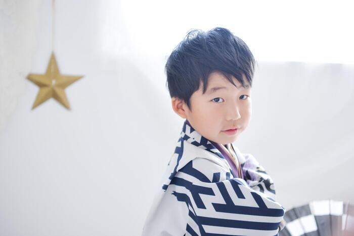 七五三5歳フォト☆上尾店☆