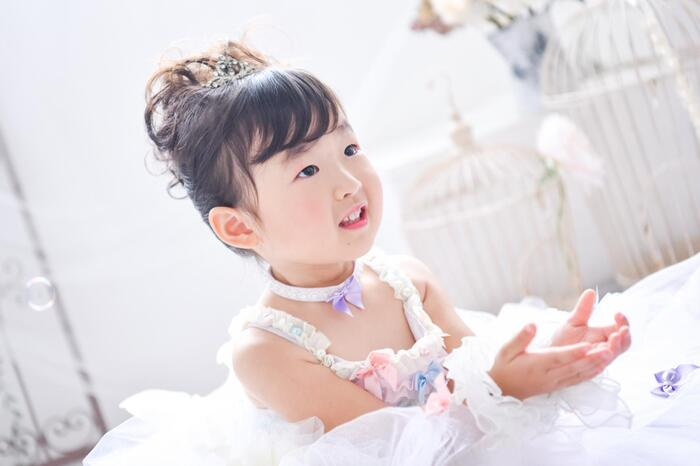 七五三3歳&お宮参りフォト☆上尾店☆