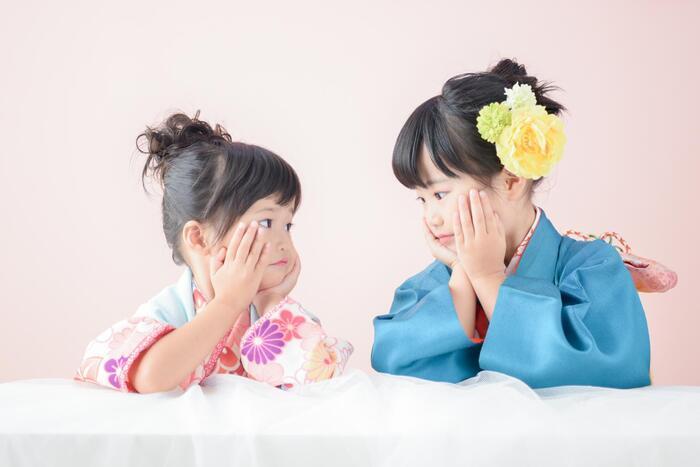 七五三姉妹撮影 ☆川越店☆彡