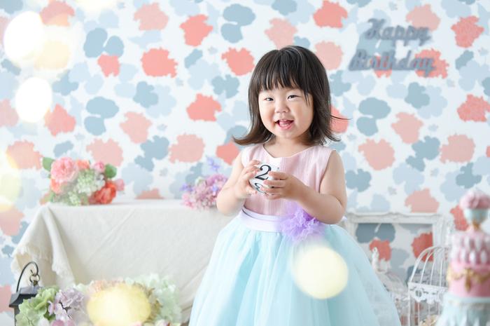 2歳バースデーフォト☆川越店☆