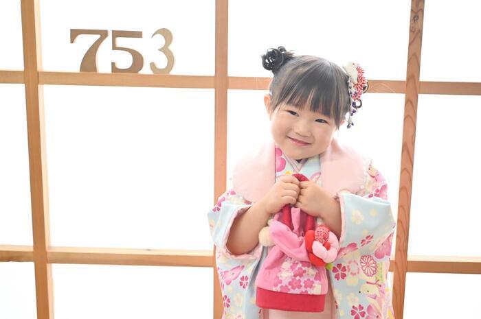 七五三3歳フォト☆浦和店☆