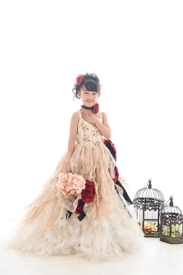 七五三7歳ドレス☆浦和店☆